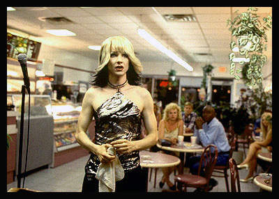 JOHN CAMERON MITCHELL in HEDWIG AND THE 