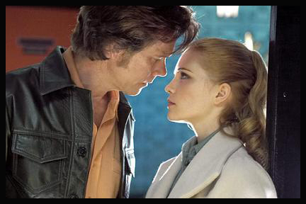 KEVIN BACON and ALISON LOHMAN 