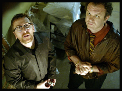 TIM ROTH and JOHN C. REILLY in 