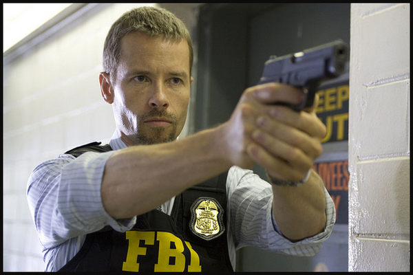 Guy Pearce in TRAITOR.